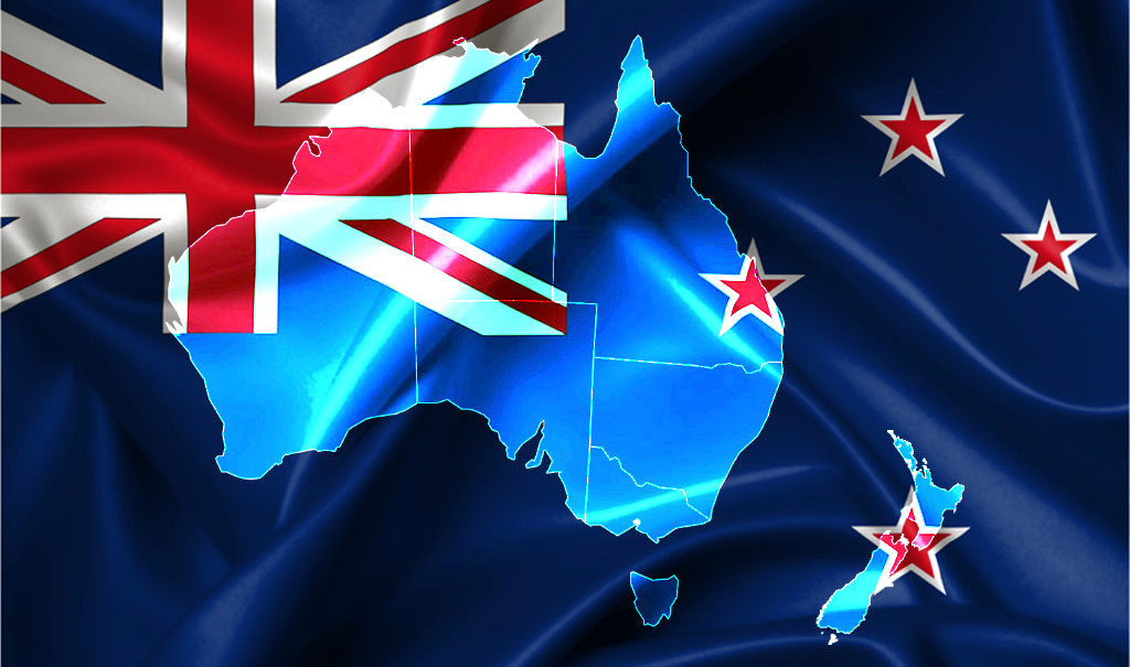 New Zealand to Annex Australia