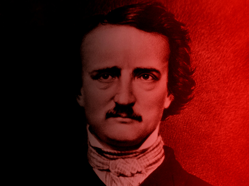 Edgar Allan Poe's darker secret