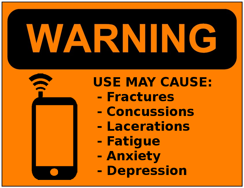 Mobile Phones Dangerous