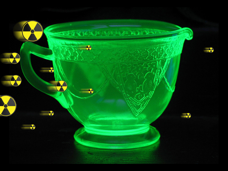 Radiation Link Crystal Clear