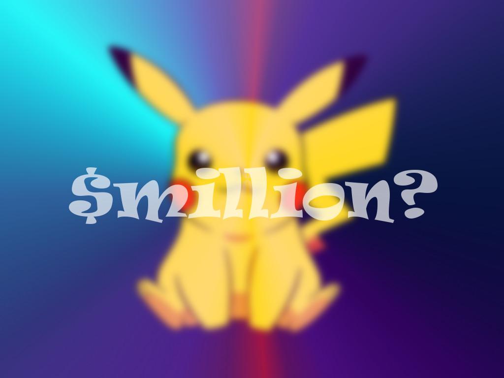 The costs of fads – PokemonGo