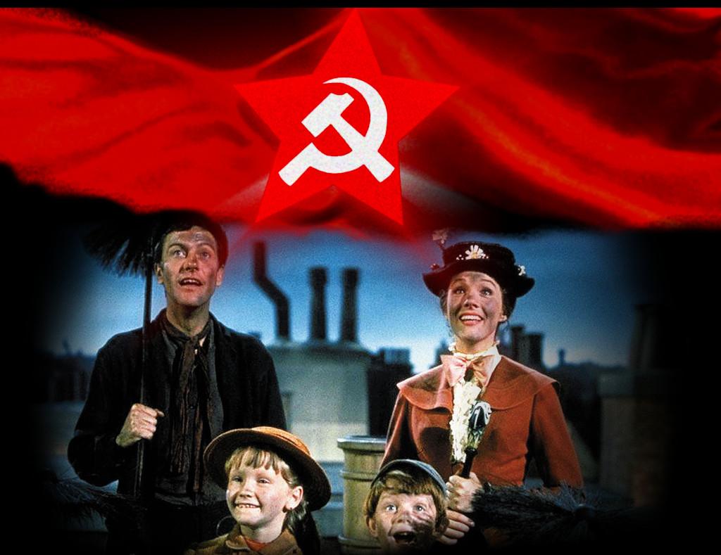 Marxy Poppins