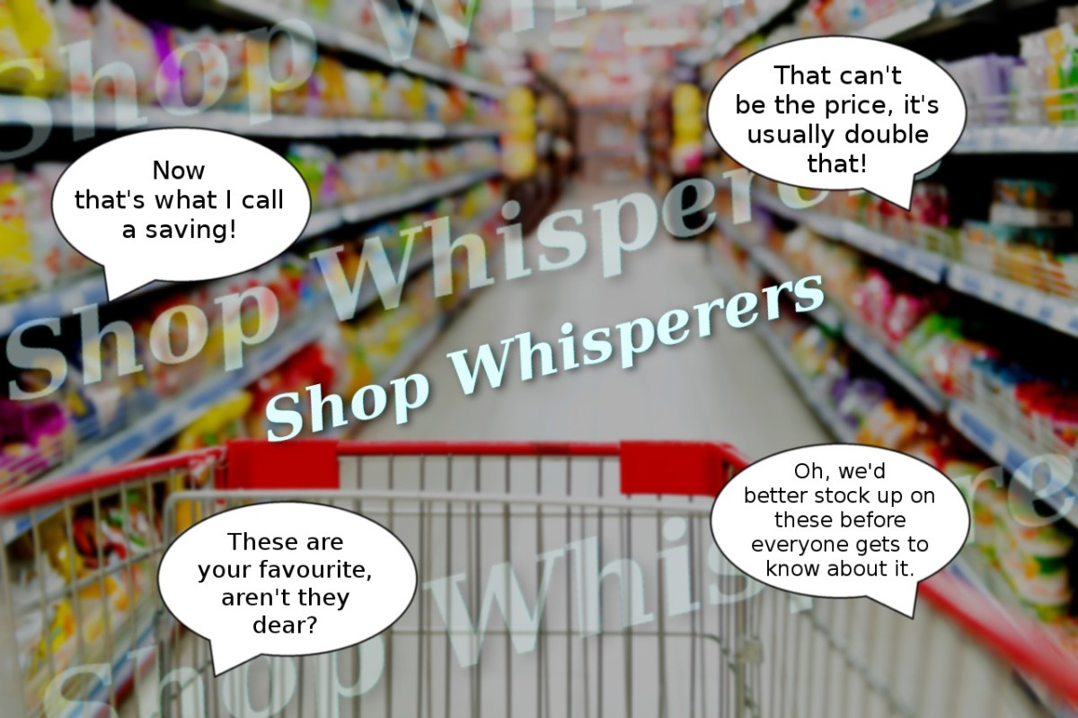 Shop Whisperers